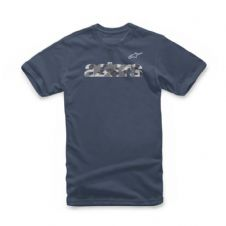 ALPINESTARS SCATTER T SHIRT NAVY